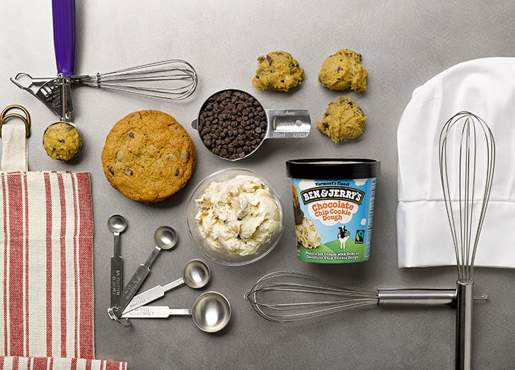 Ben & Jerry's Just Shared Its Edible Cookie Dough Recipe, So Catch Us in the Kitchen