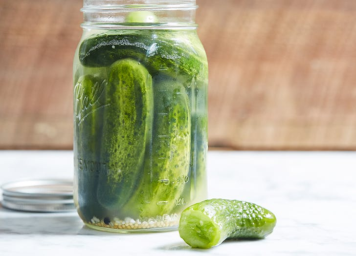 What Are the Benefits of Pickle Juice? We Asked a Nutritionist