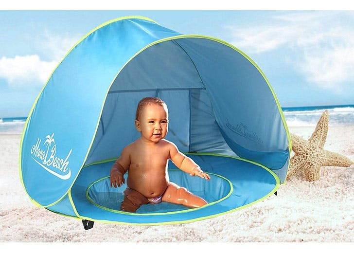 best baby beach tent monobeach