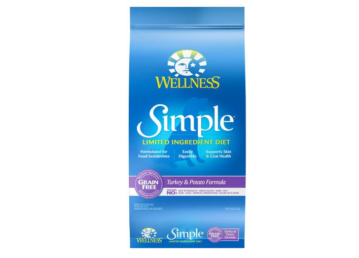 best dog foods for allergies wellness simple