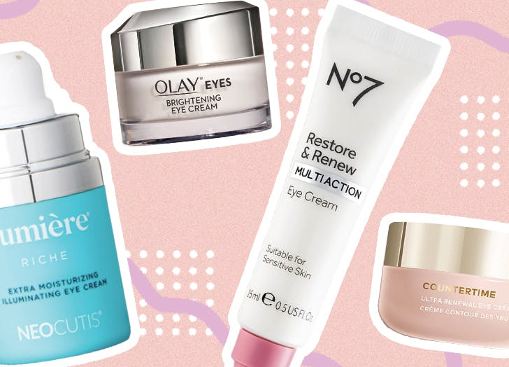 The Best Anti Aging Eye Cream For Women In Their 50s Purewow