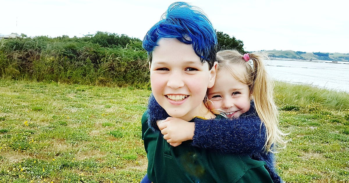 The Best Temporary Hair Color For Kids 8 Options To Try Purewow