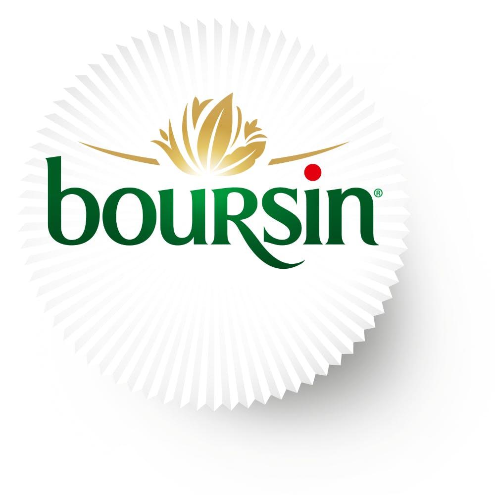 boursin cheese logo