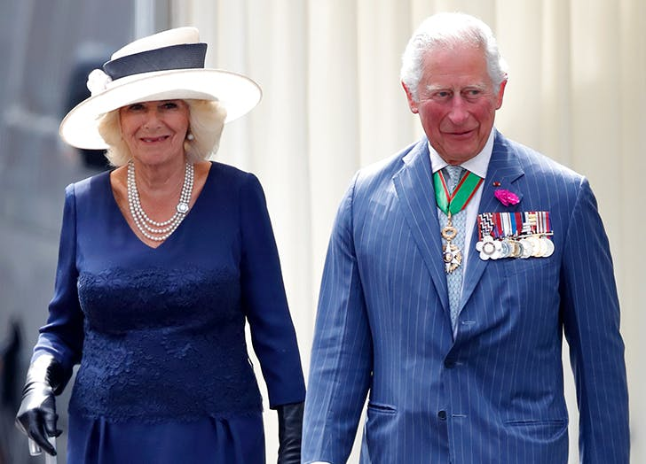 Camilla Parker Bowles Calls Prince Charles the 'Fittest Man of His Age'