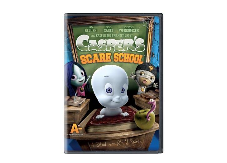 casper s scare school