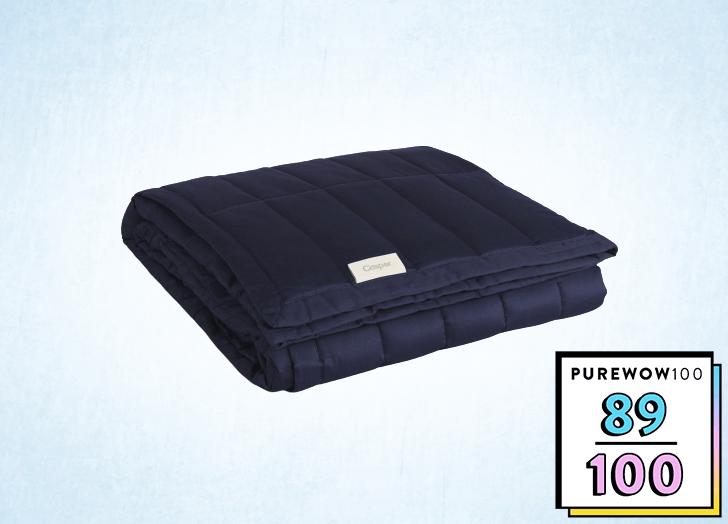 casper weighted blanket pw 100