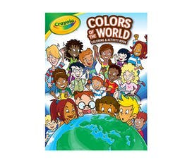 color of the worlds coloring book