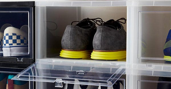 We Didn't Know Organizational Bliss Until We Discovered These Container Store Top-Sellers