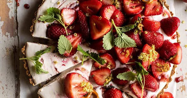 41 Fresh Strawberry Recipes to Make All Summer Long