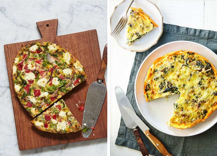 Frittata vs. Quiche: What's the Difference, Anyway?