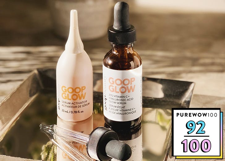 I'm a Vitamin C Snob and This Goop Serum Is the Best I've Ever Used