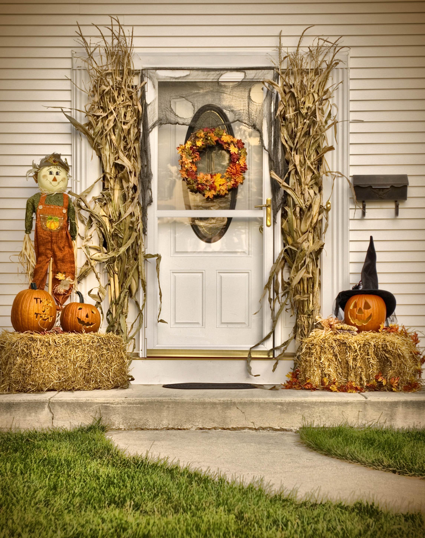 The Best Halloween Door Decorations Of 2020 Purewow