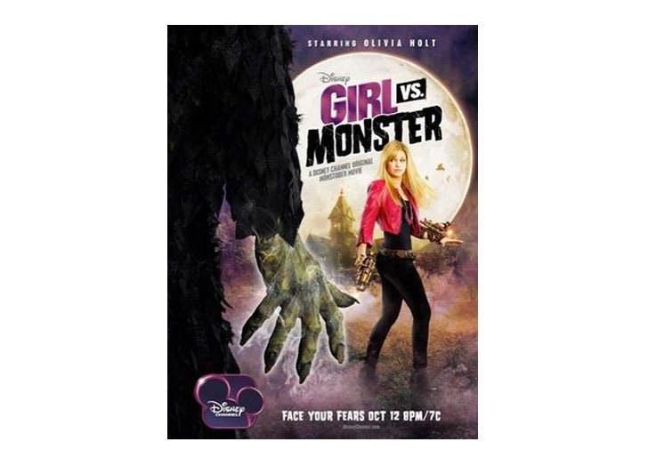 halloween movies for kids girl vs monster