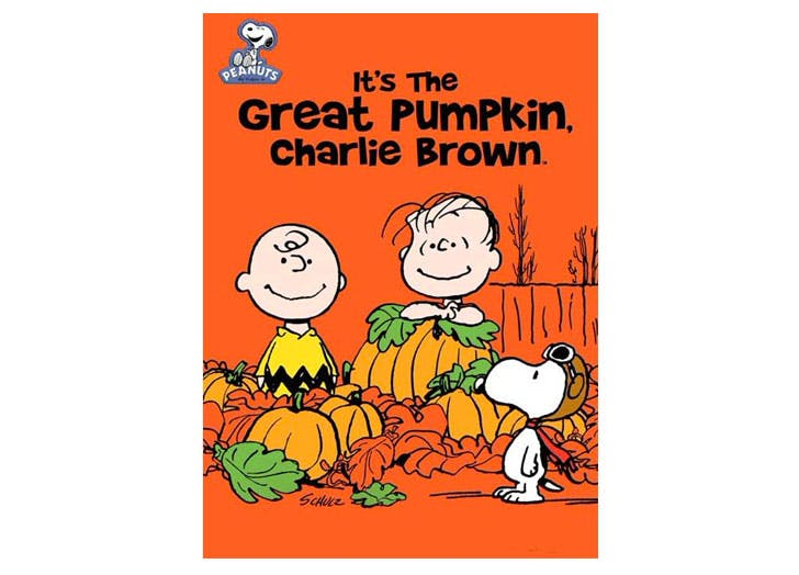 halloween movies for kids its the great pumpkin charlie brown