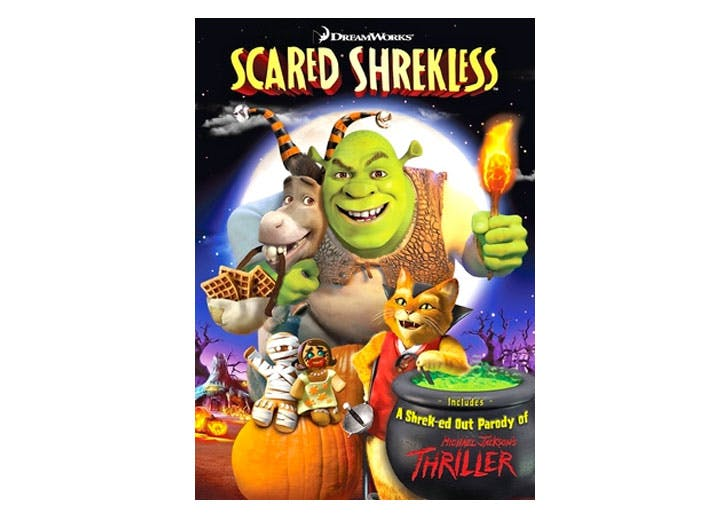 halloween movies for kids the scared shrekless