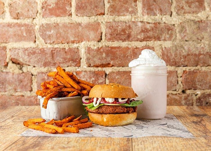 healthy restaurants nyc bareburger