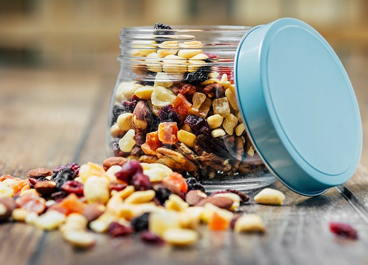 How to Make Homemade Trail Mix—the Healthy, Easy and Customizable Snack for On-the-Go
