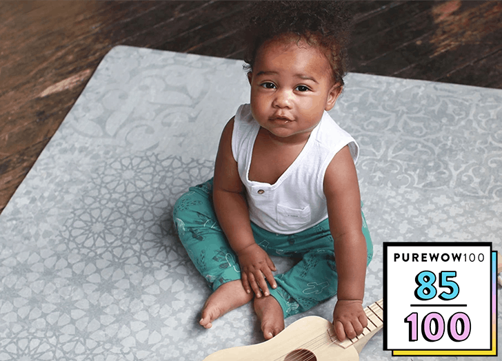The House of Noa's Foam Play Mat Is So Stylish, You Might Mistake It For a Rug