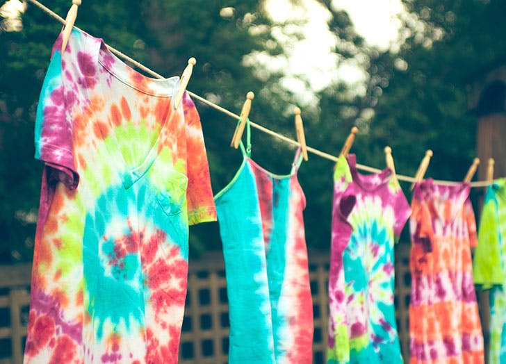 How to Throw a Tie-Dye Party for Kids (And Rock Their World)