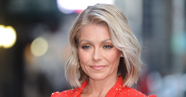 Kelly Ripa Shares a Rare Glimpse of Her Gorgeous Swimming Pool & Massive Backyard
