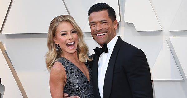 #FBF to When Kelly Ripa Shared a Rare Peek at Her Fancy Gym & Shirtless Husband Working His Abs