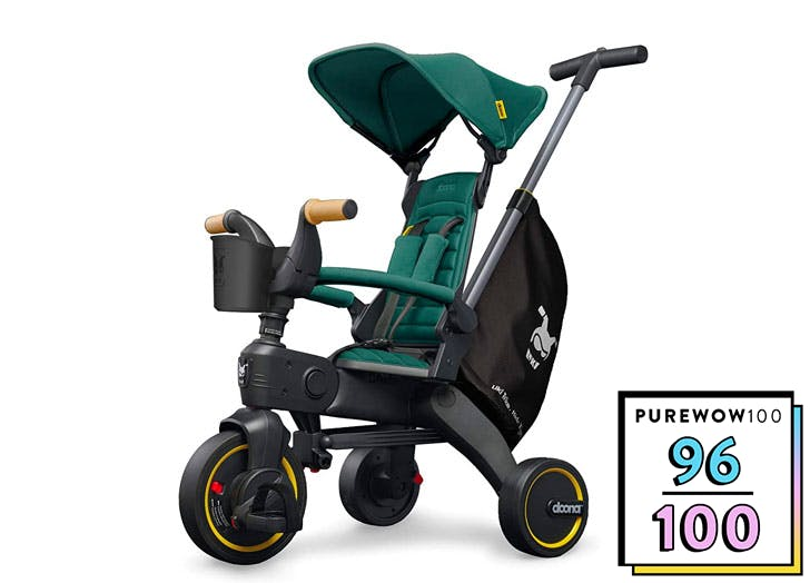 The Liki Trike is a Stroller That Turns Into a Tricycle: We Put It To the Test