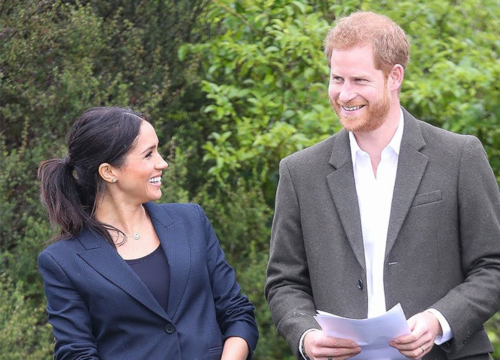 Did Harry or Meghan Say 'I Love You' First? We Have the Answer