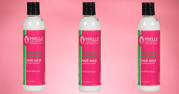 My Hair Gets *Really* Dry But Mielle Organics's $13 Hair Milk Refreshes My Curls in No Time
