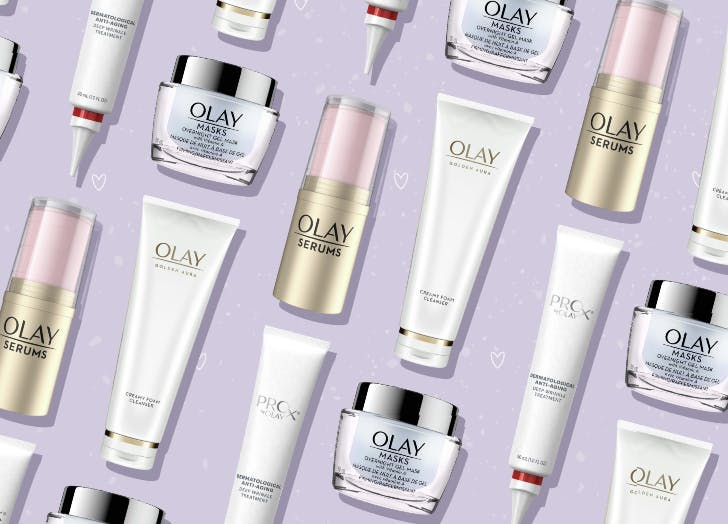 Olay Is Having a Sale, and It's Good (Like, 50 Percent Off Good)