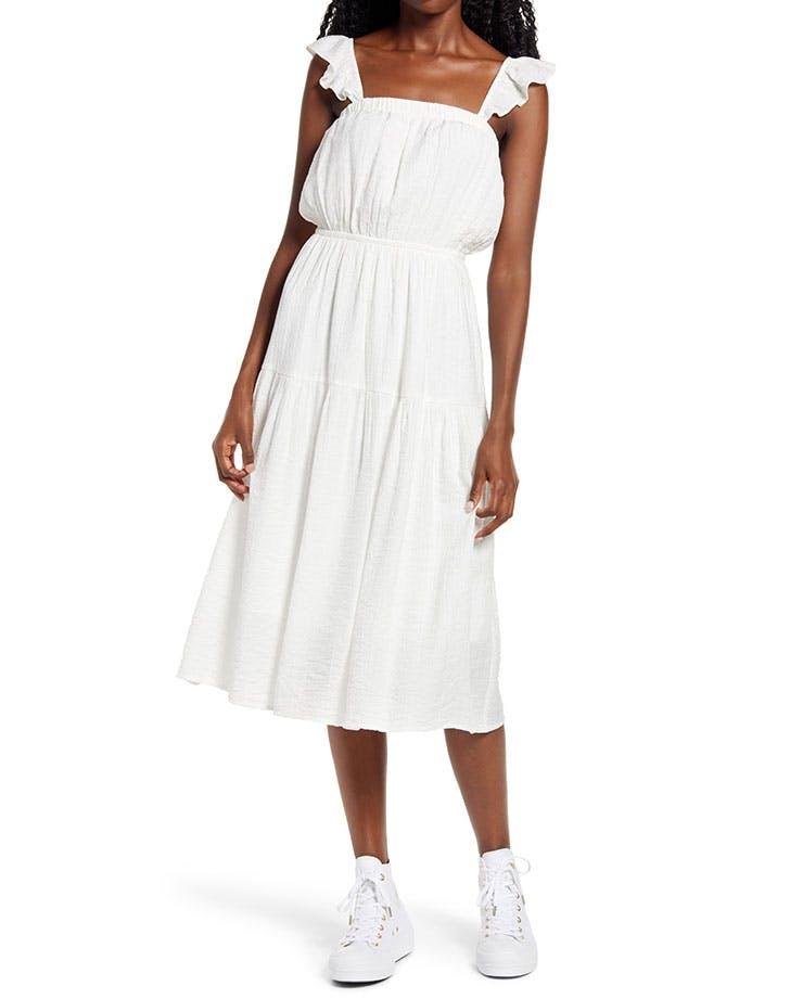 one clothing summer dress