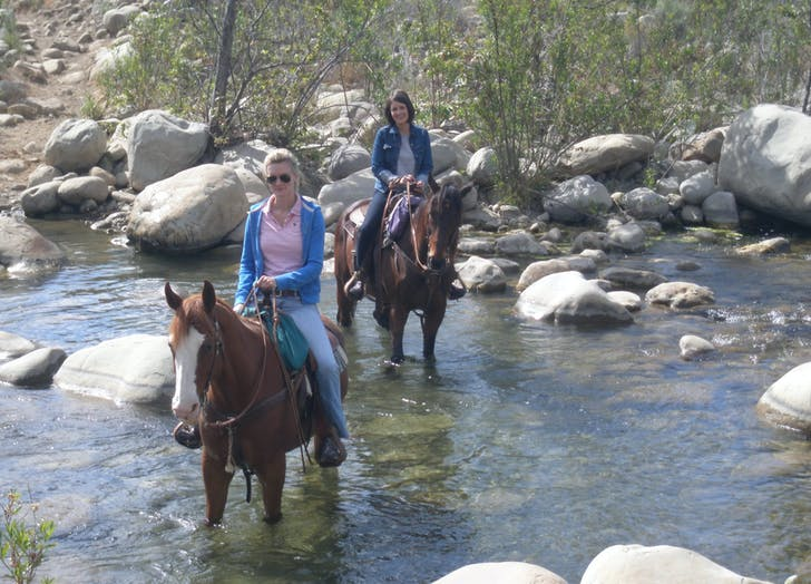 outdoor activities los angeles horseback ojai