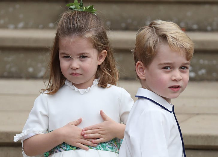 The One Hobby Prince George & Princess Charlotte Have in Common with Camilla Parker Bowles