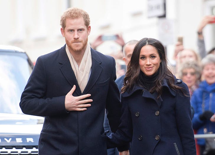 Prince Harry & Meghan Markle 'Were Not Interviewed' for New Tell-All Book