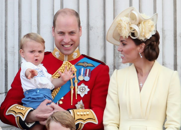 Prince Louis Can't Stop Breaking This One Rule, According to Kate Middleton