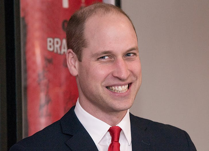 Prince William Says He 'Can't Do' His Children's Math Homework