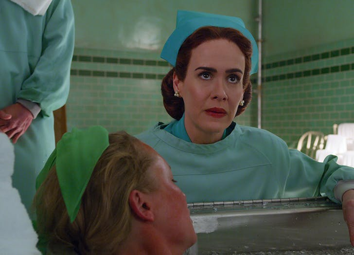 ratched netflix sarah paulson CAT