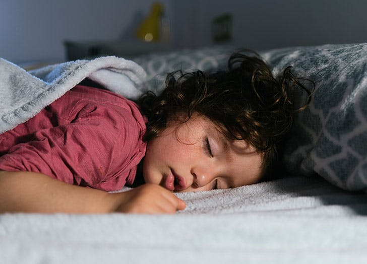 Should I Let My Child Sleep with a Fever? A Pediatrician Weighs In