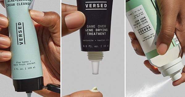 Versed Beauty Just Dropped a Clean Acne Line and Everything Is Under $17