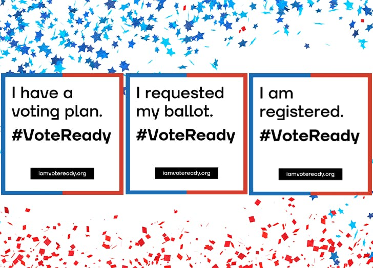 Here's How to Register to Vote or Request a Mail-In Ballot in Under 2 Minutes