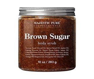 Majestic Pure Brown Sugar Body Scrub