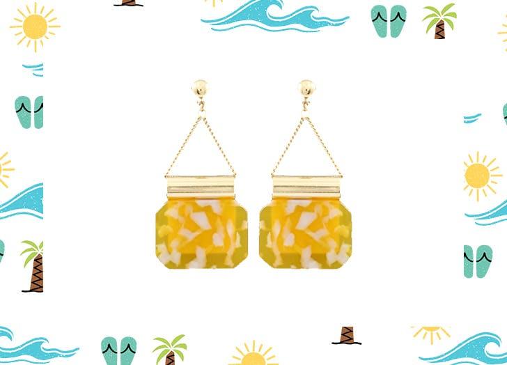 august things earrings
