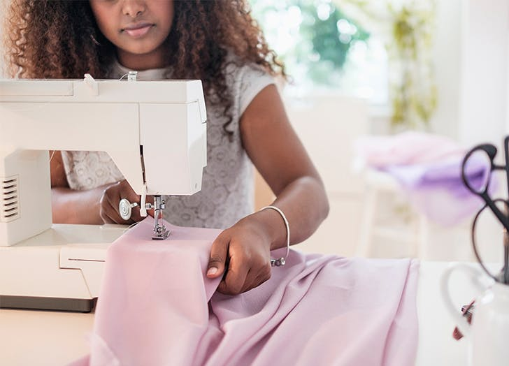 The Best Sewing Machine For Beginners Purewow