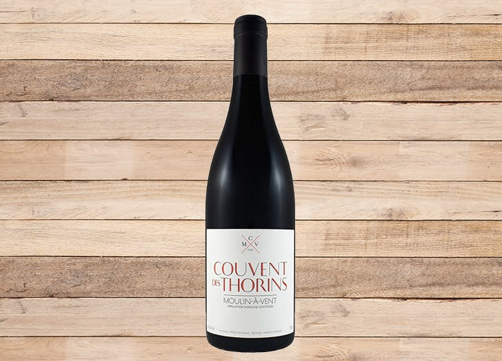 best wine for thanksgiving chateau du moulin a vent couvent des thorins 2017