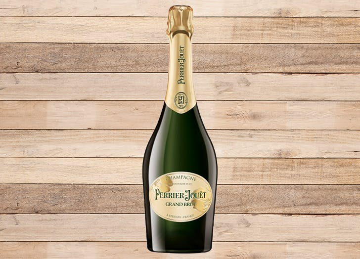 best wine for thanksgiving perrier jouet champagne grand brut