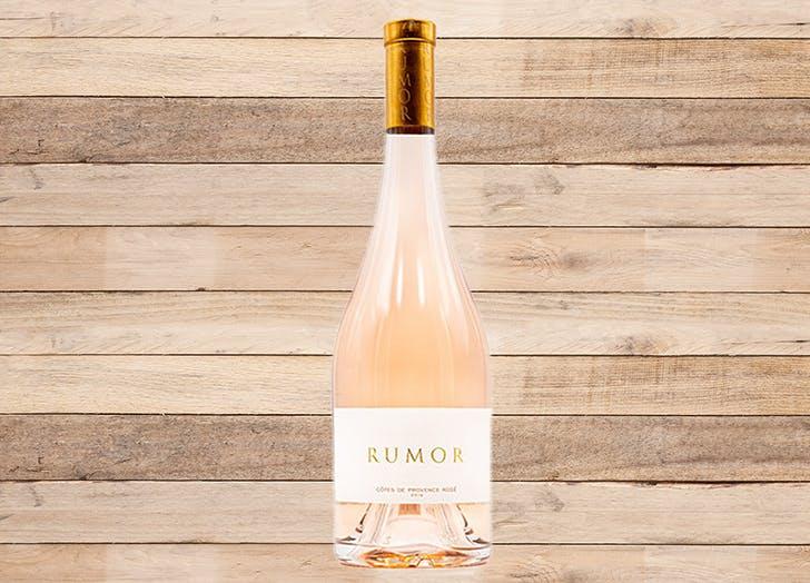 best wine for thanksgiving rumor cotes de provence rose 2019
