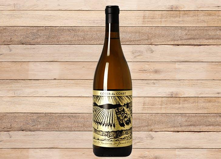 best wine for thanksgiving sans liege cotes du coast white 2018
