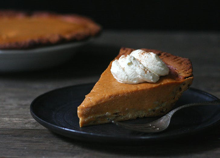 Can You Freeze Pumpkin Pie? Because We're Planning to Stock Up