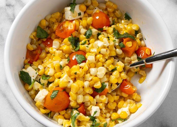 corn and tomato salad recipe CAT