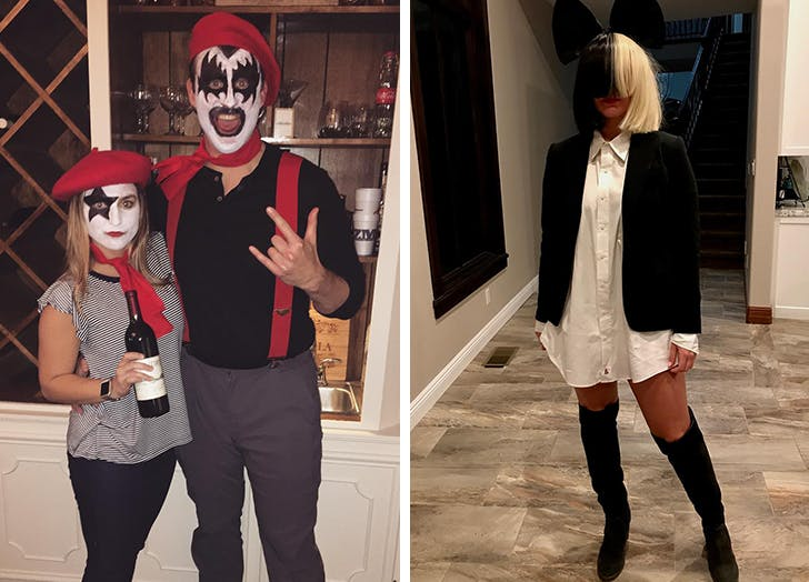 60 Creative Halloween Costumes That Will Help You Win Fright Night