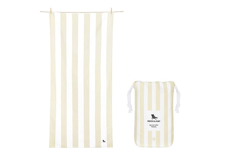 dock and bay quick dry towel